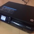 中古美品 HP インクジェットプリンター photosmart 5521