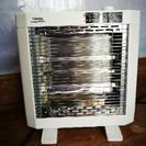 YUASA電気ストーブ YA-D801P(WH)