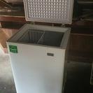 冷凍ストッカー 106L エレクトロラックス製 冷凍庫
