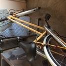 (商談中)24インチ自転車さしあげます。