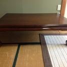 和室用テーブル(コタツ可?)
