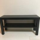 IKEA テレビボード ブラック