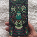 送料無料 iPhone6/6s/6plus耐衝撃カバー 3D 感触...
