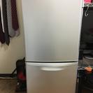2007年式Nationalノンフロン冷凍冷蔵庫135L(NR-B...