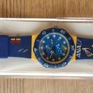 全日空 ANA マリンジャンボ腕時計 ジャンク