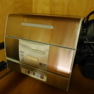 パナソニック製食器洗い機 np-40sx1 動作確認済