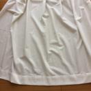 白 遮熱・遮像・UVカットレースカーテン 日本製