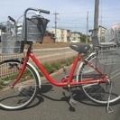 二人幼児を乗せられる自転車(中古)