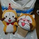 ぬいぐるみ No.3 →バラ売り・セット売り