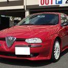 アルファロメオ 156 ロッソコルセ 300台 限定車