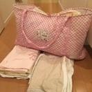ベビー掛け布団など、全て0円です