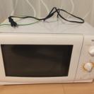 2014年電子レンジ・超美品・50ヘルツ関東地域仕様