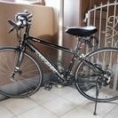 クロスバイク《ルイガノ LGS-RSR 3》ブラック size40...