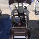 自転車用チャイルドシート 後ろ用