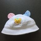 【美品】ミキハウス 帽子 42センチ