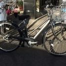 ヤマハ電動自転車 パス シティS5 ガンメタリック PA27CS55