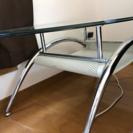 ガラステーブル(値下げしました!)