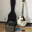 Maisonギター、VOXリズム機能内蔵アンプセット