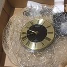 シチズン クリスタルの置時計