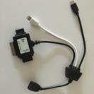 スマホとガラケー携帯全部充電ケーブル(新品)