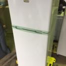 2ドア128L冷蔵庫