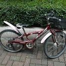 値下げ!子供用 自転車 24型