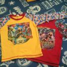 仮面ライダーゴースト 長袖シャツ