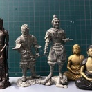 仏像フィギュア エポック社 和の心 3