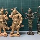 仏像フィギュア エポック社 和の心