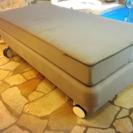 【新品 未使用】 IKEA シングルベッド