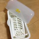 電子レンジ用 哺乳瓶消毒器