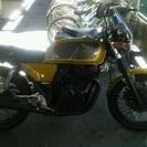 gb250 クラブマン イタリアンバイク風
