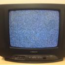 ブラウン管アナログテレビ14型 サムソン