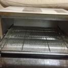 15年製のAQUA 1200W のオーブントースター