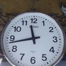 約45センチ SEIKO セイコー 掛け時計