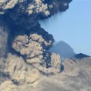 桜島大噴火どか灰注意報