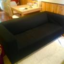 IKEA 2人がけソファ 差し上げます。