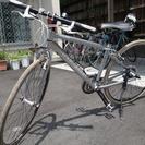 【ルイガノ】LOUIS GARNEAU クロスバイク420 (20...