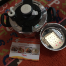 T-faL 圧力鍋(ガス、IH対応)