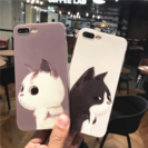 iPhone7/6/6s/plusケース(ねこ)