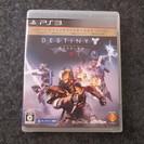 PS3版 DESTINY 中古ソフト