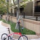 ⭐︎新品⭐︎フェラーリ 折りたたみ自転車