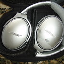 Bose QuietComfort 35 ワイヤレスヘッドフォン