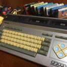 MSX CF2000一式セット レトロゲーム