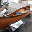 ◆船底アクリル製手作りカヤック(ボート)◆