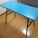 アンティーク風 折畳みテーブル DIYにも