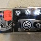フォルクスワーゲン VW エアバルブキャップ キーリング