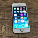 美品 iPhone5s 64G au ゴールド