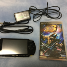 PSP1000 & モンスターハンター3