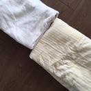 綿毛布、タオルケット、ガーゼケット お取り引き中です